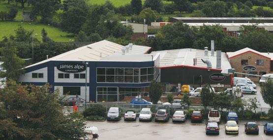 James Alpe Ltd